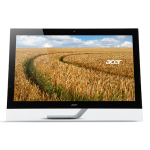 "Acer T2 T272HULbmidpcz touch screen monitor 68.6 cm (27"") 2560 x 1440 pixels Black Tabletop"