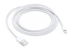Apple Lightning - USB, 2 m