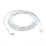 Apple MLL82ZM/A USB cable 2 m USB C White