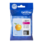 Brother LC-3211M ink cartridge Original Magenta