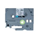 Brother TZE-MPSL31 label-making tape Black on silver