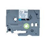 Brother TZE-MQ531 label-making tape Black on blue