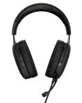 Corsair HS50 Binaural Head-band Black, Green