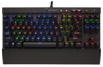 Corsair K65 Rapidfire keyboard USB QWERTY Pan Nordic Black
