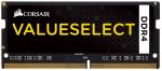 Corsair ValueSelect CMSO4GX4M1A2133C15 memory module 4 GB DDR4 2133 MHz