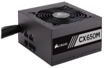 Corsair CX650M power supply unit 650 W ATX Black