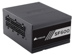 Corsair SF600 power supply unit 600 W SFX Black