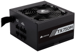 Corsair TX750M power supply unit 750 W ATX Black