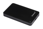 "Intenso 2TB 2.5"" Memory Case USB 3.0 external hard drive 2000 GB Black"