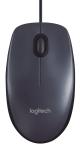 Logitech 1000 DPI, Optical, USB, 3 buttons