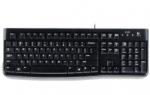 Logitech K120, USB, black