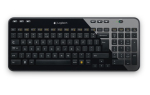 Logitech Wireless Keyboard K360 Black NO