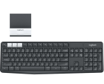 Logitech K375s, Multi-Device, Bluetooth, AAA x 2, PAN