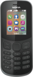 "Nokia 130 1.8"" Black Feature phone"