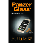 PanzerGlass Crystal Clear, Huawei P10 Lite, Rounded Edges