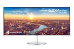 "Samsung C34J791WTU LED display 86.4 cm (34"") WQHD Curved Matt Grey"