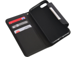 Sandberg Flip wallet iPhone 7/8 Blackskin mobile phone case