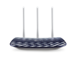 TP-LINK AC750 wireless router Dual-band (2.4 GHz / 5 GHz) Fast Ethernet Black,White
