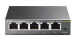 TP-LINK TL-SG105E network switch L2 Gigabit Ethernet (10/100/1000) Black