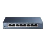 TP-LINK TL-SG108 network switch Unmanaged Black